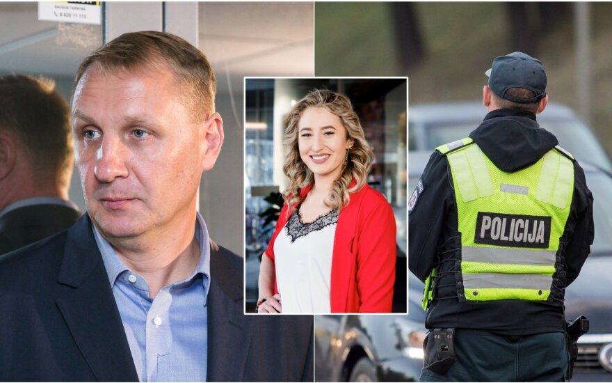 Andrius Šedžius ir Erdvilė Pilvinytė atsidūrė TV laidoje