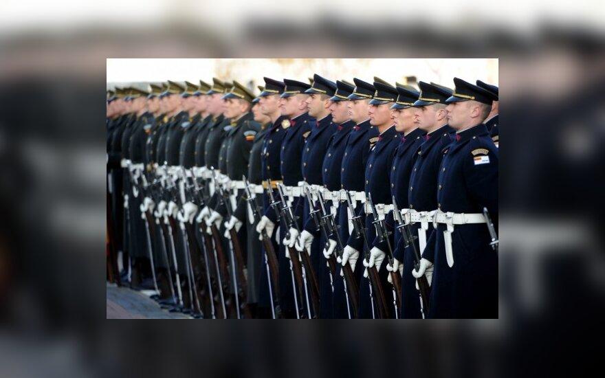 Stiprėja nuosavos ES kariuomenės idėja