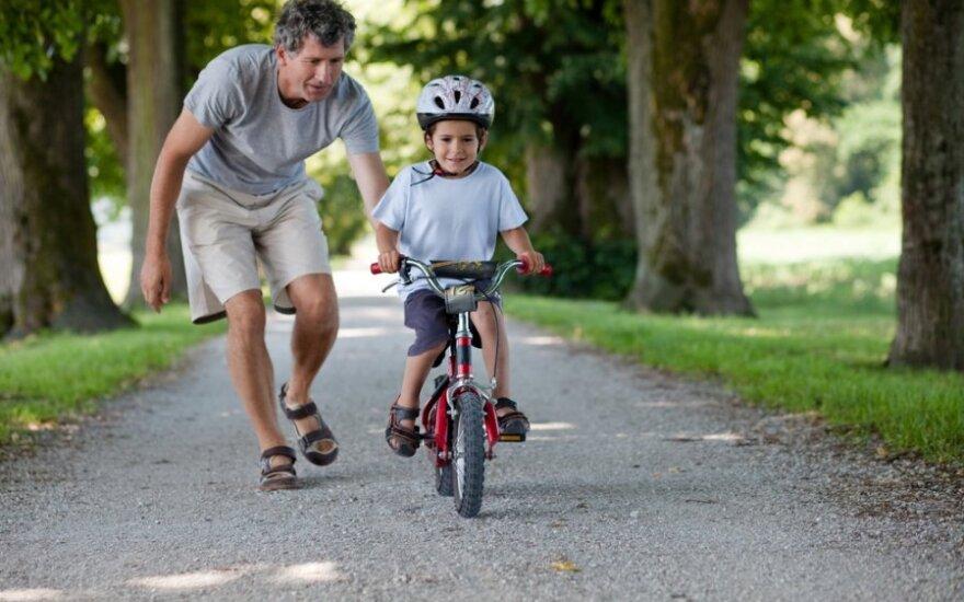 Mažasis dviratininkas