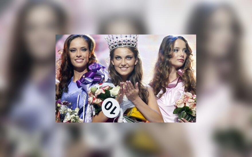 """""""Mis Ukraina 2010"""" rinkimuose ypatingą vaidmenį atliko Pamela Anderson"""