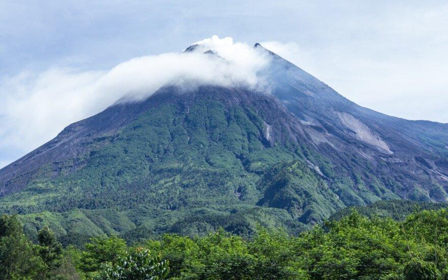 Mount Merapi, Indonezija