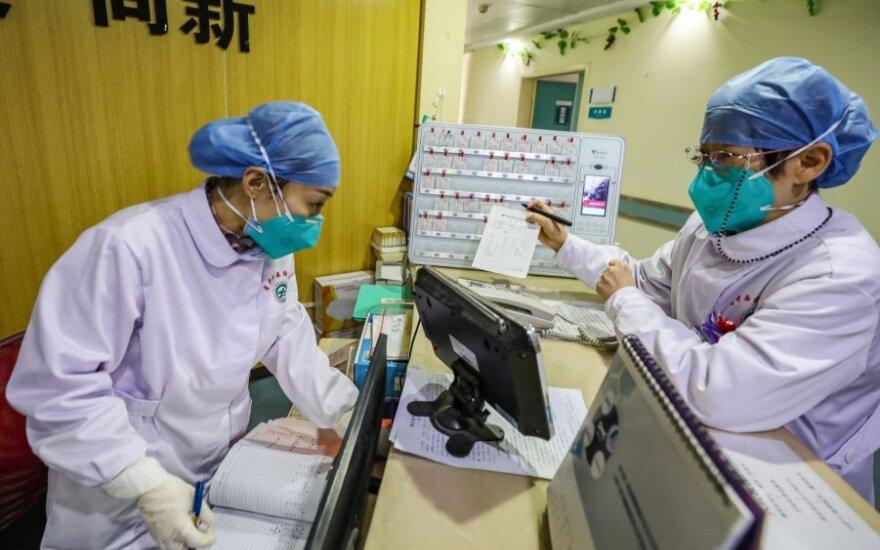 Kinija kovoja su koronavirusu