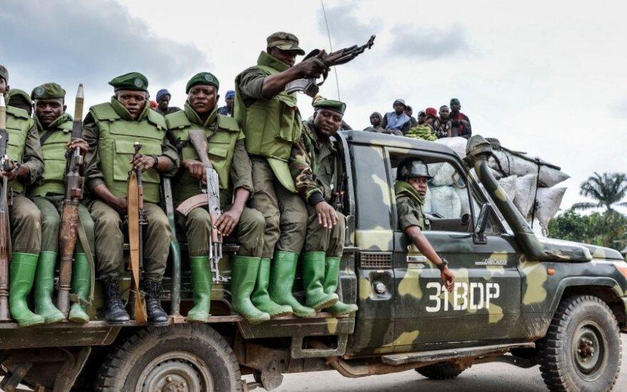 Kongo kariai