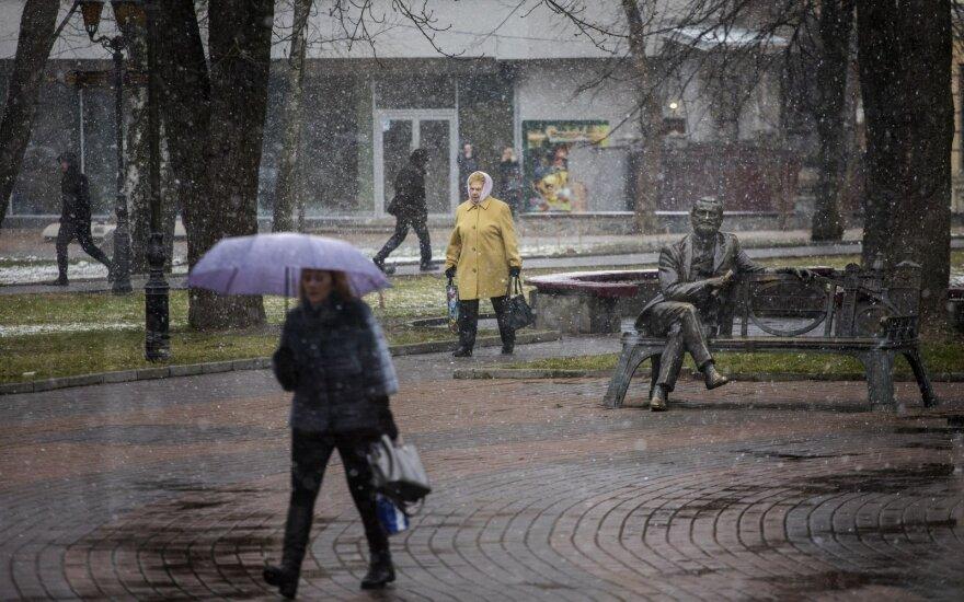 Pikti ukrainiečiai: galėjo būti dar blogiau