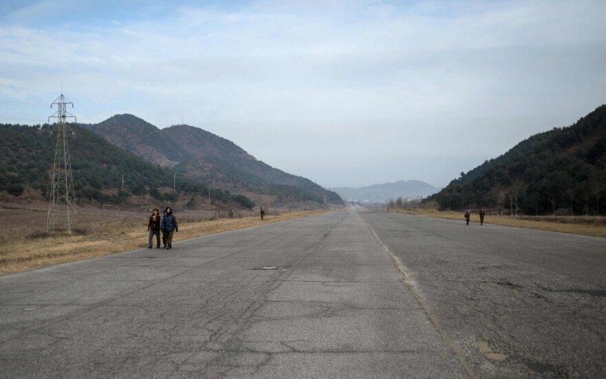 JT pasmerkė žmogaus teisių pažeidimus Šiaurės Korėjoje