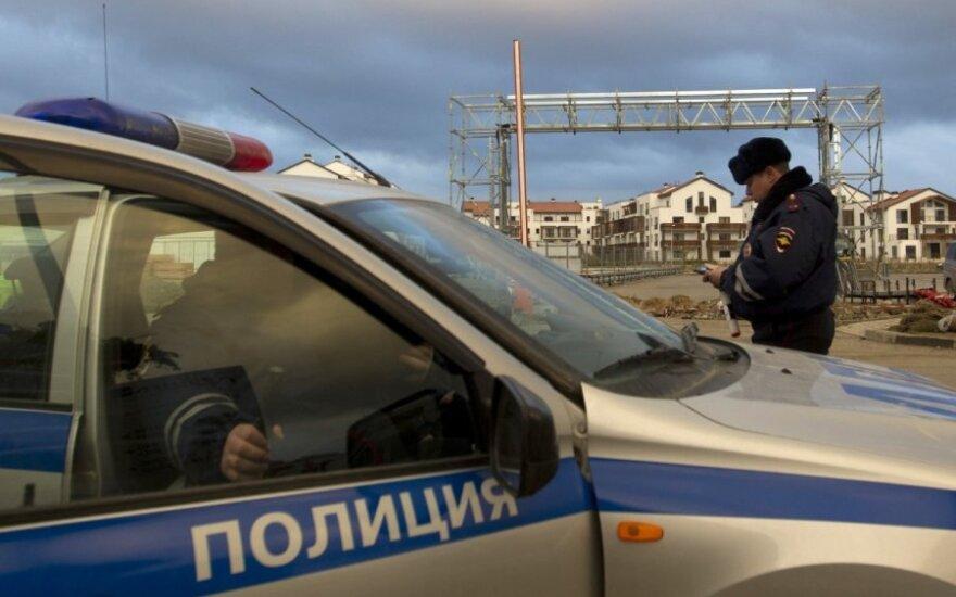 Šalia Maskvos – trijų žmonių lavonai