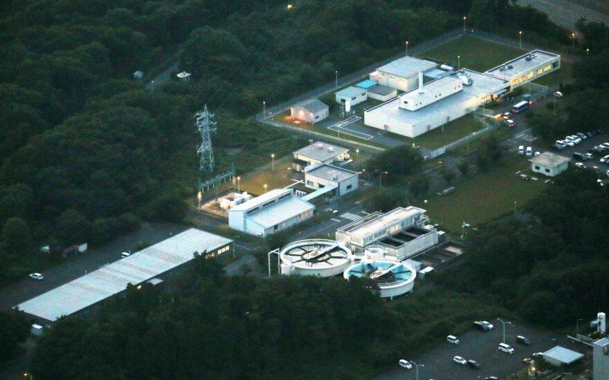 Didėjančios Japonijos plutonio atsargos kelia susirūpinimą