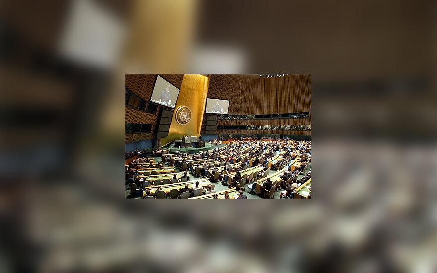 JT Generalinės Asamblėjos sesija