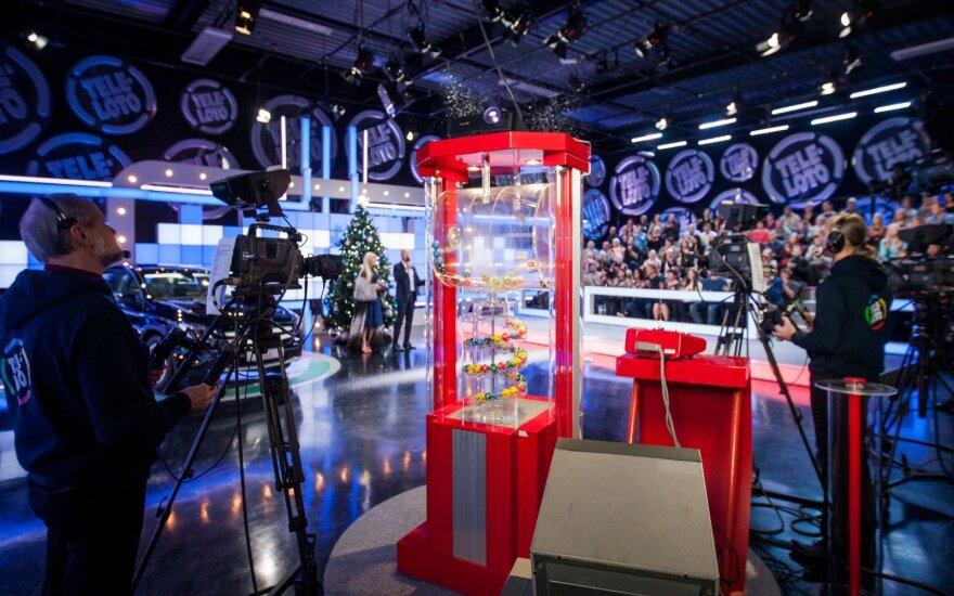 Siūlo daugiau apmokestinti lošimus ir loterijas