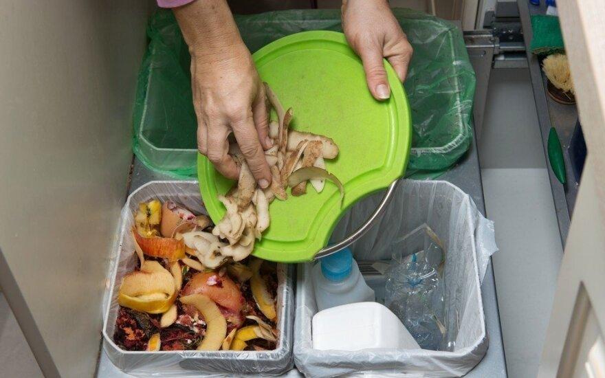 Virtuvės atliekos