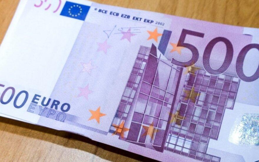 """""""The Financial Times"""": Lietuva įsiveda eurą - šis žingsnis turės geopolitinių ir ekonominių pasekmių"""