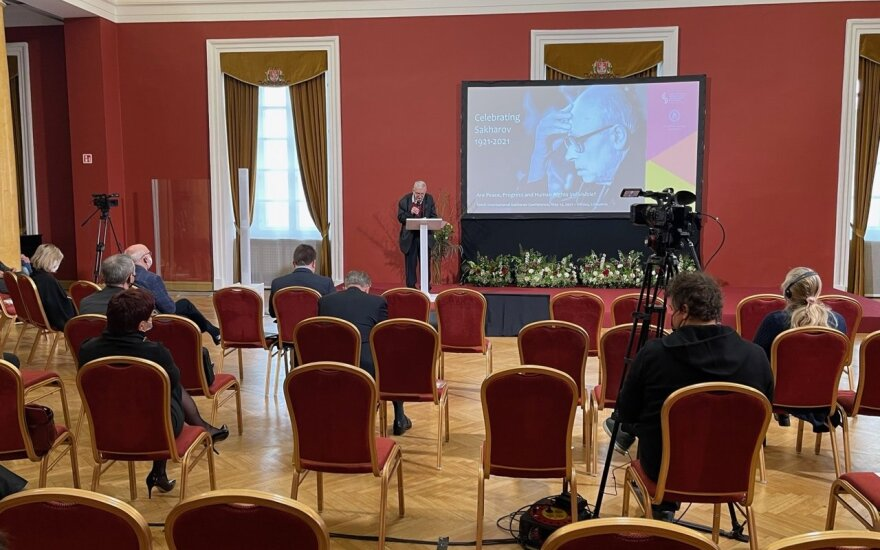 Sacharovo konferencija