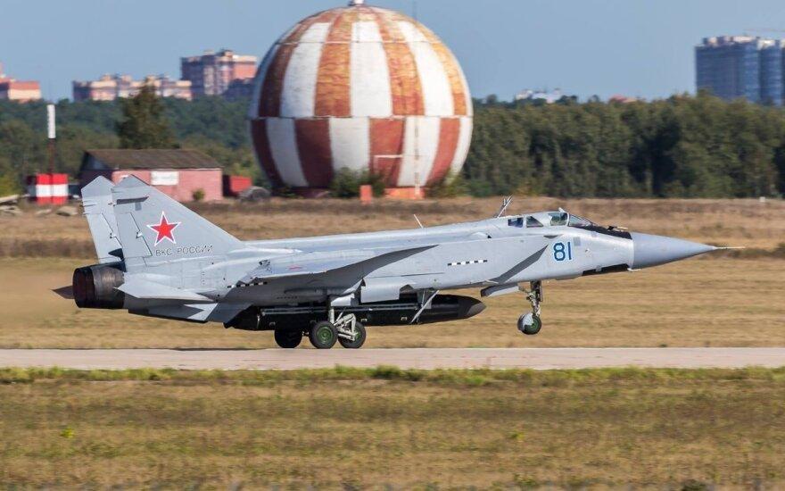 JAV kantrybė senka: Kremliaus planai dėl naujų ginklų keičia žaidimo taisykles