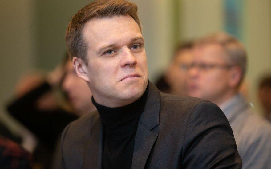 Landsbergis: saugodamas Narkevičių premjeras siekia sumenkinti prezidento galias