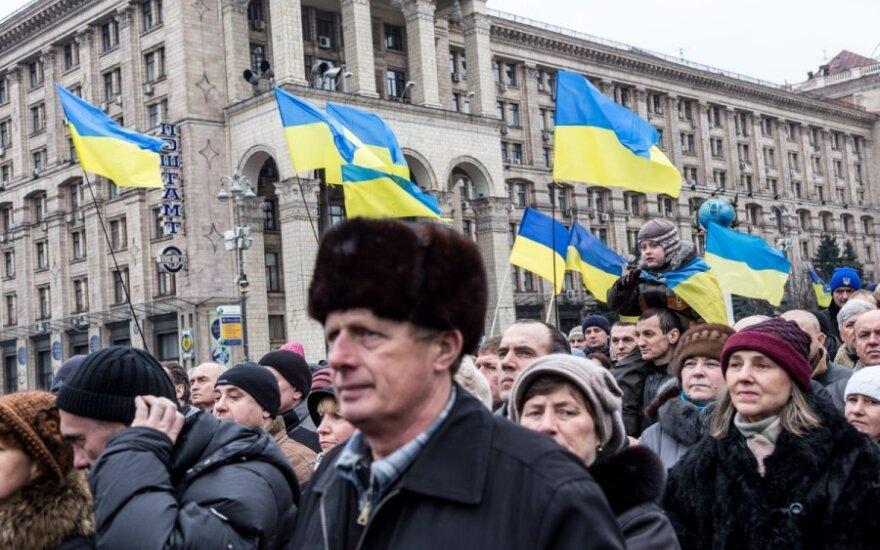 Ukraina šaukiasi pagalbos