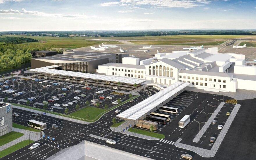 Vilniaus oro uosto T4