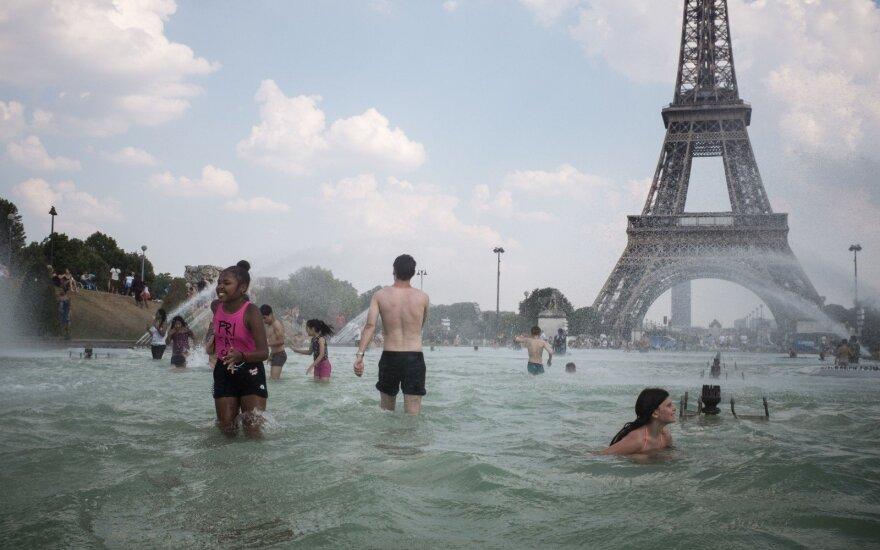 Paslėpti lobiai: fotografas kviečia atrasti nežinomas Paryžiaus vietas