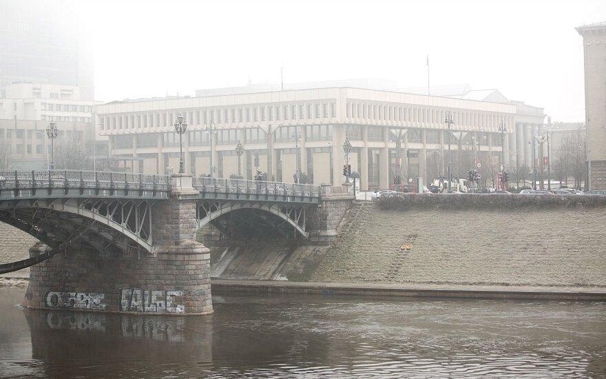 Seimas building