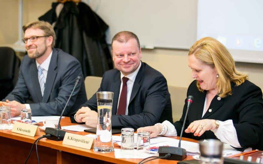 Trišalės tarybos posėdis