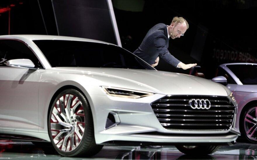 Audi prologue koncepcija