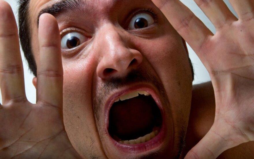 Apskaičiuota, kokiomis dienomis vyrus ištinka isterijos