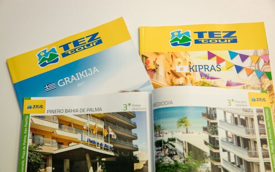 """""""Tez Tour"""" nuo liepos atnaujins keliones į Graikiją ir Bulgariją"""