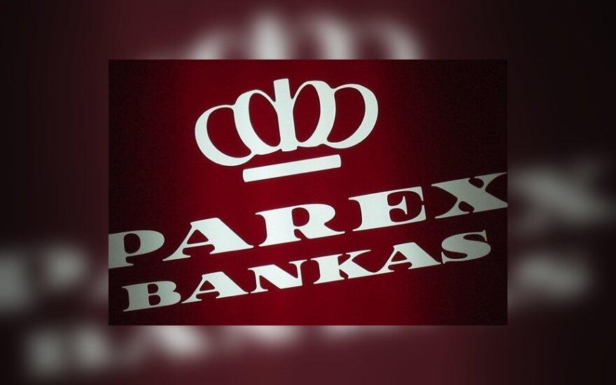"""""""Parex"""" atlyginimai viršija vidutinius šios srities atlyginimus"""