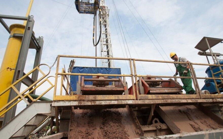 JAV pasiekė lūžį naftos gavyboje