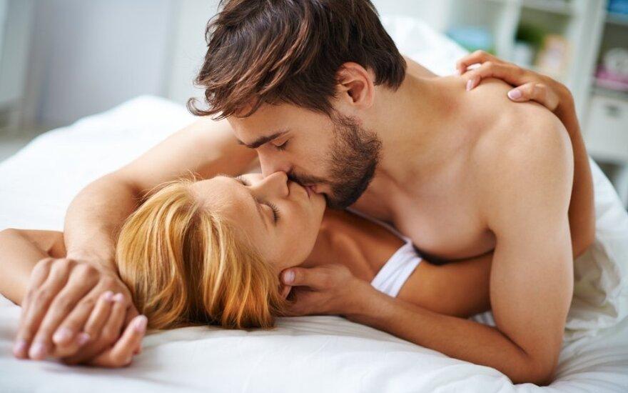 10 dalykų, kurių nežinojote apie orgazmą