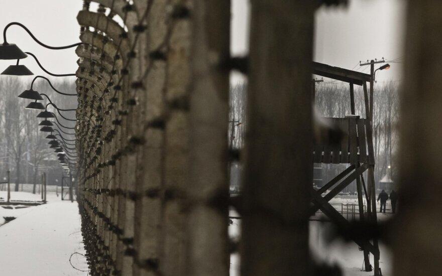 Vokietijoje būdamas 95 metų mirė nuteistas buvęs Aušvico sargybinis
