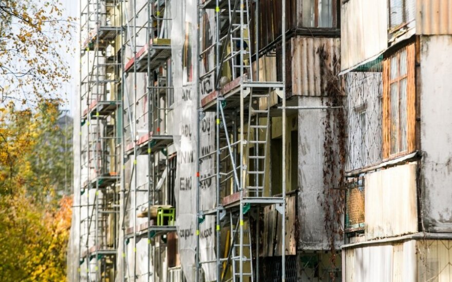 Renovation cost in Lithuania rises 20 percent in one year