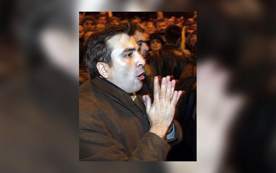 Michailas Saakašvilis