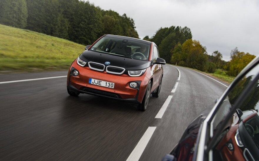 """""""BMW i3"""""""