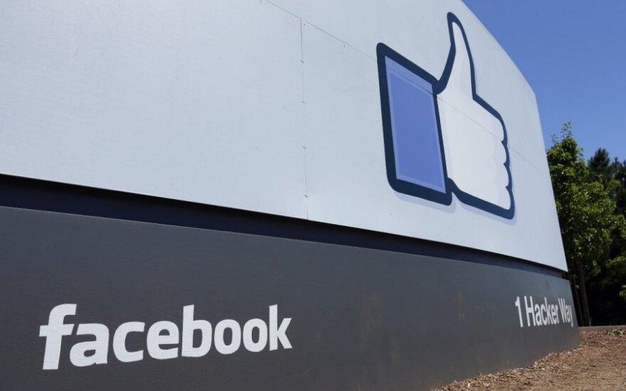 Facebook, socialiniai tinklai