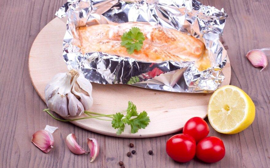 Naujųjų šventinio stalo populiariausi: maistas, kuriam lietuviai neabejingi
