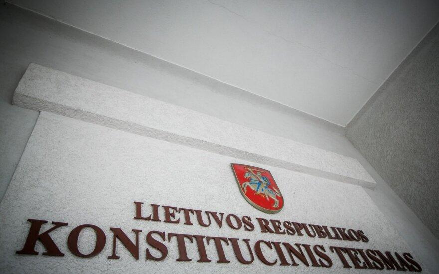 Konstitucinis teismas