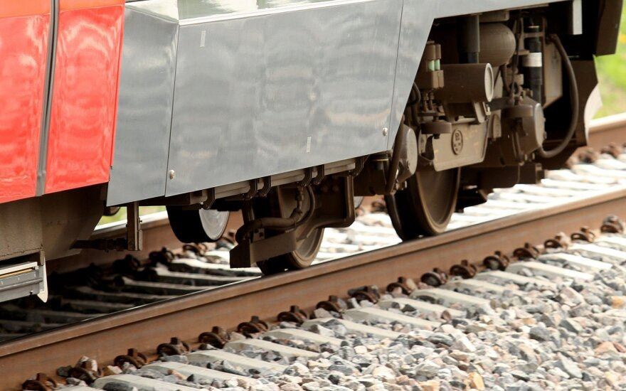 Train speed limits introduced due to hot weather in Lithuania