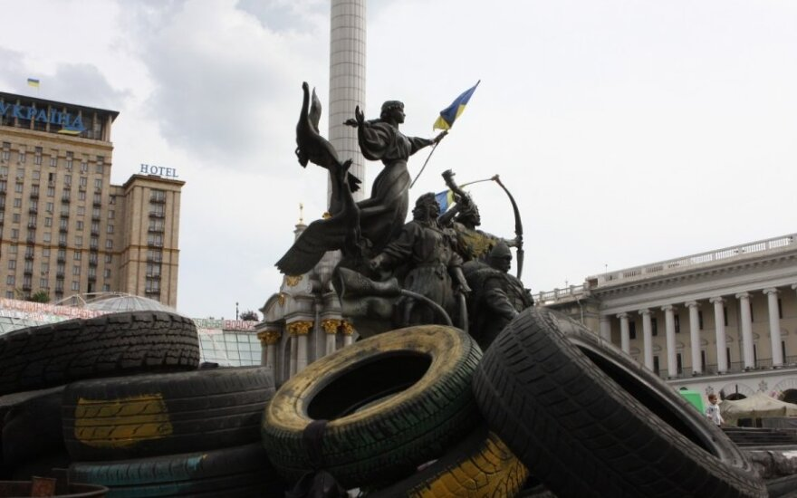 Marshall plan for Ukraine: What should be done a year after Maidan?