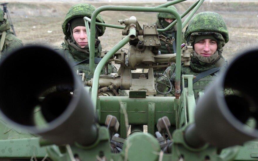 Rusija surengs didžiausias nuo Šaltojo karo pabaigos karines pratybas