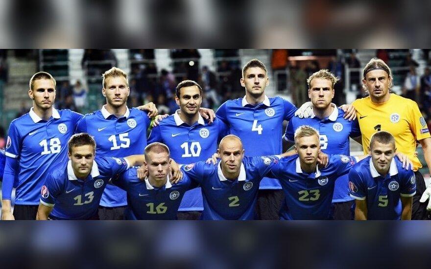 Estijos futbolo rinktinė (jalgpall.ee nuotr.)