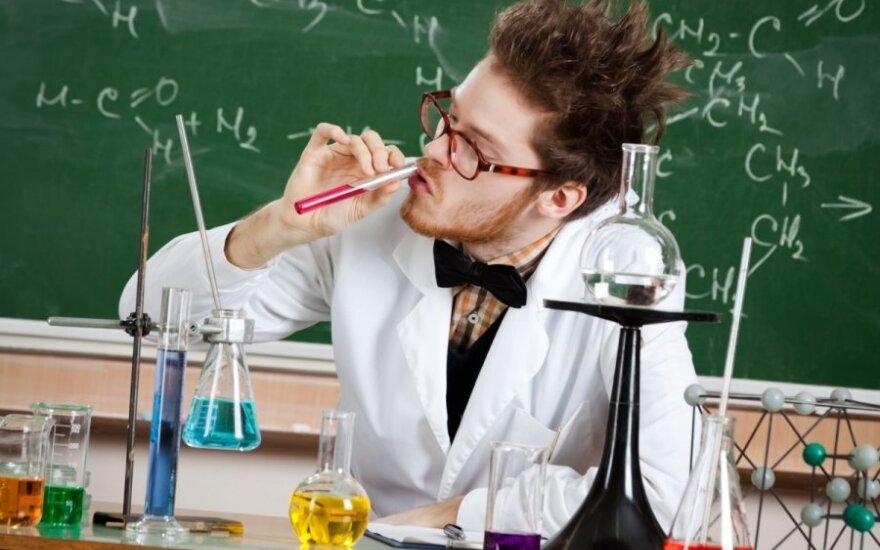 Išprotėjęs mokslininkas