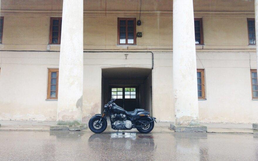 """""""Harley-Davidson Fat Bob"""""""