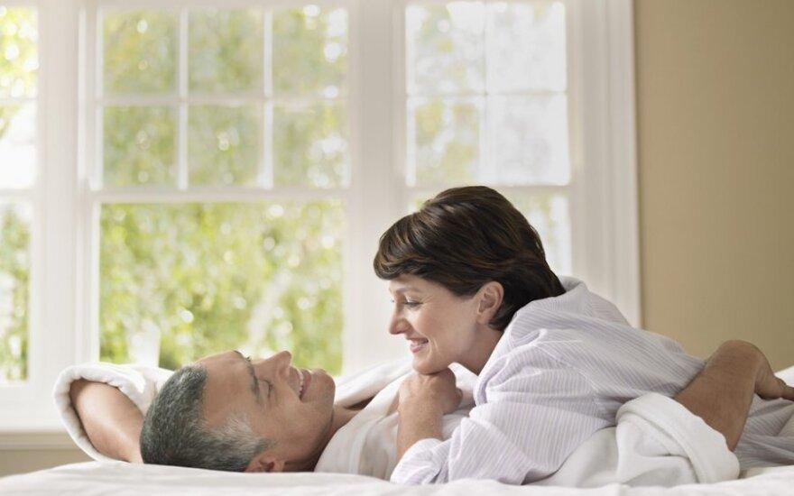 Kokias sveikatos problemas padės išspręsti rūpinimasis sutuoktiniu?