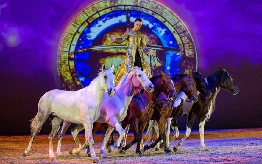 """Žirgų šou """"Apassionata"""""""