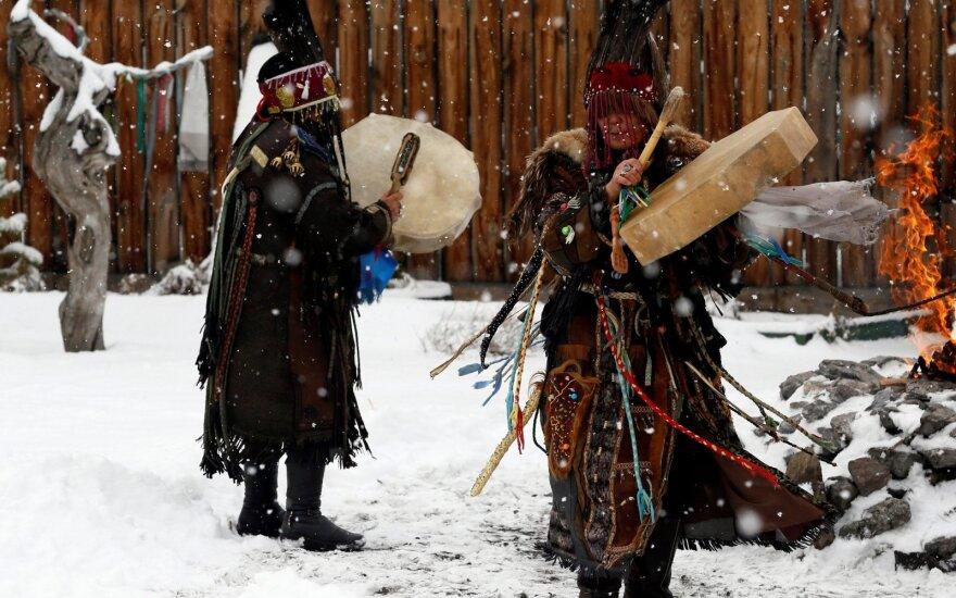 Šamanai Rusijoje