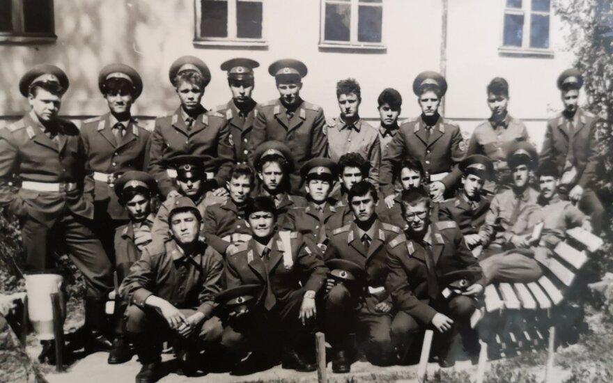 Sovietinėje kariuomenėje