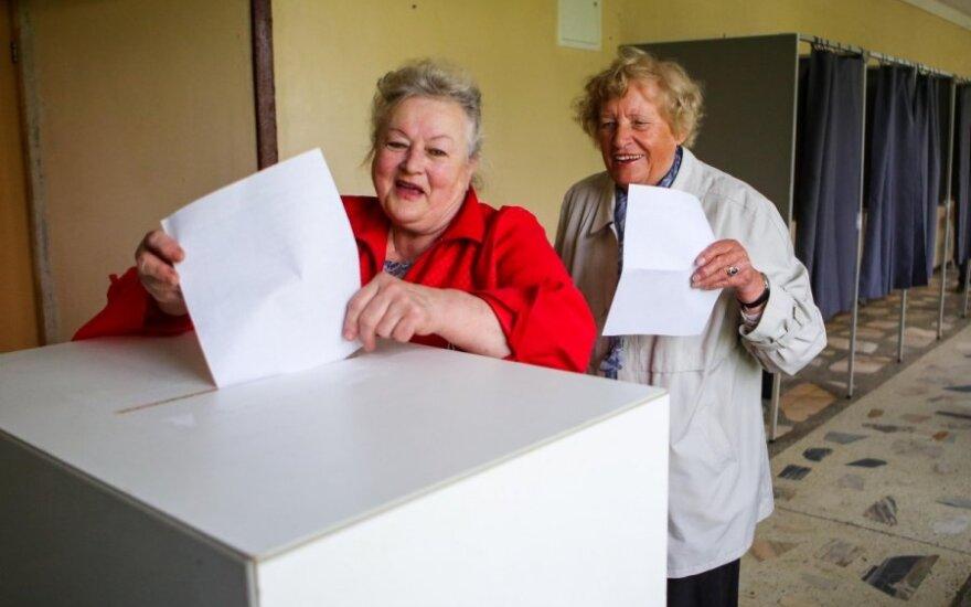 Ar eiti balsuoti?