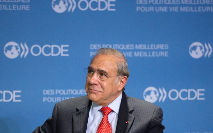 OECD Secretary General Angel Gurria