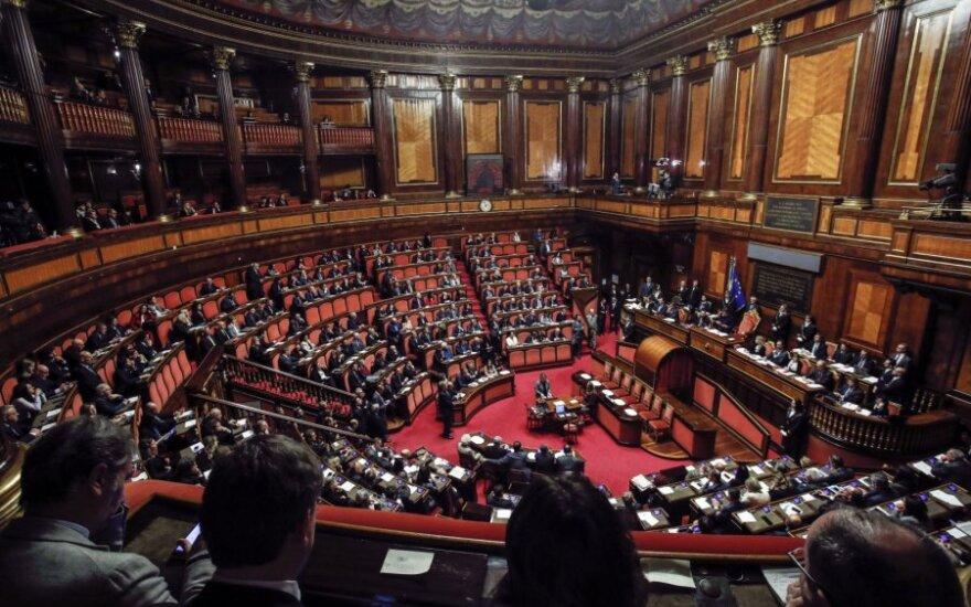 Italijos parlamentas