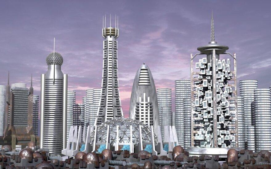 Futuristinis miestas